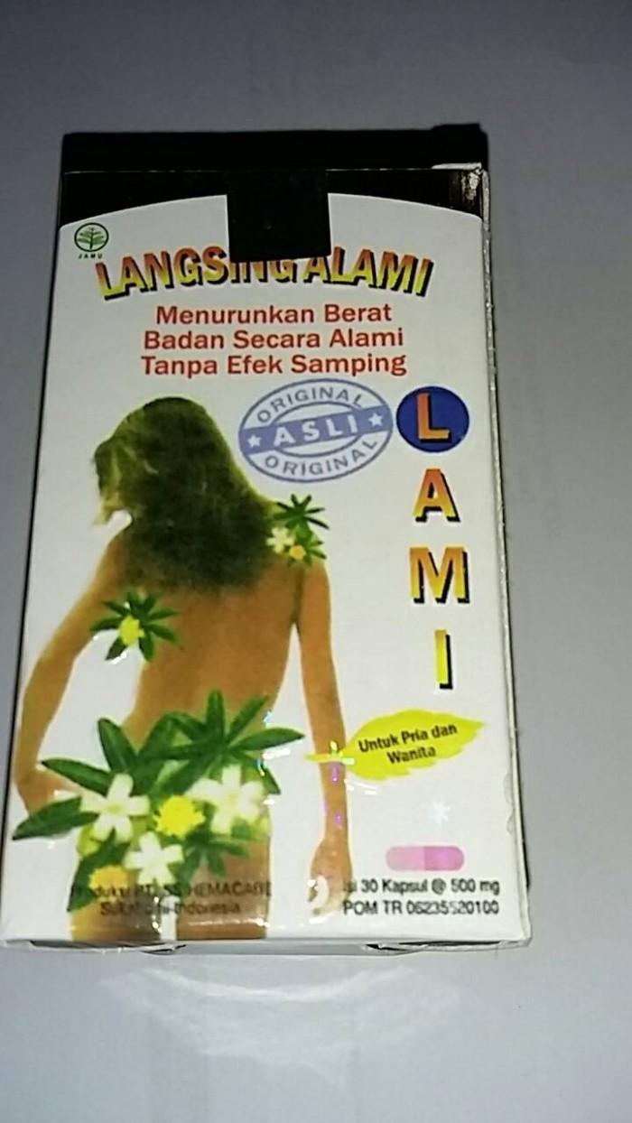 Jual Lami(Pelangsing Alami)-asli - Comforter Shop Online ...