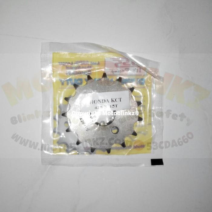 harga Gear depan sss verza gl pro mega pro verza tiger) cb150r sf cbr1 Tokopedia.com