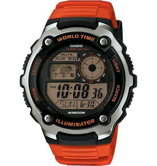 harga Casio ae-2100w-4a original Tokopedia.com