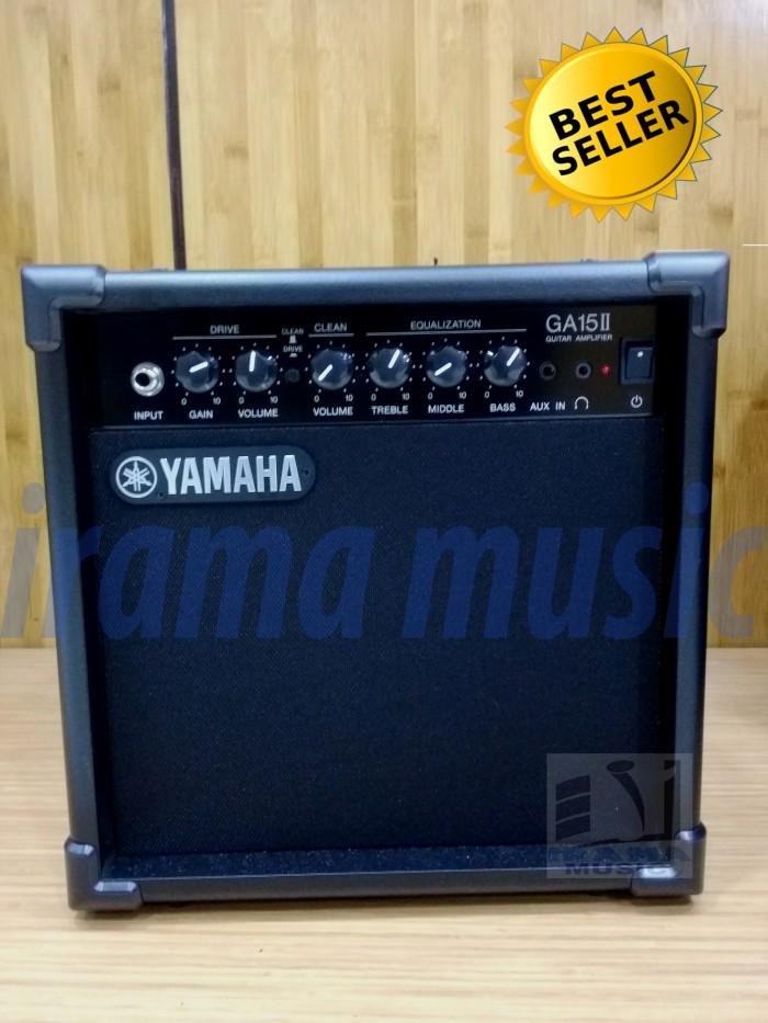 harga Ampli / amplifier gitar yamaha ga15ii / ga15 ii original !!! Tokopedia.com