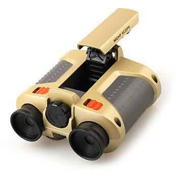 harga Teropong malam - night scope 4 x 30mm binoculars with pop-up light Tokopedia.com