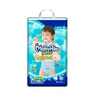 Mamy Poko Pants Extra Soft XL 46 Girls / MamyPoko Pants XL46 Boys