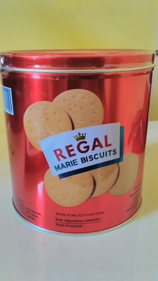 Regal Marie Biscuit 125g Isi 6 6x125g Cek Harga Source · Regal Marie Biscuits Superior Quality