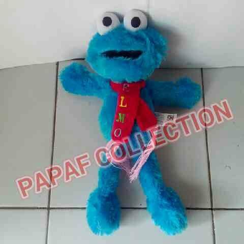 Boneka Elmo Biru - Daftar Harga Terbaru dan Terlengkap Indonesia 4666d2bc01