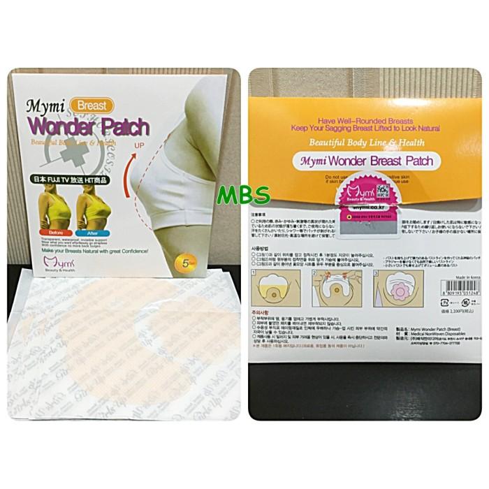 Mymi Breast Wonder Patch ( .