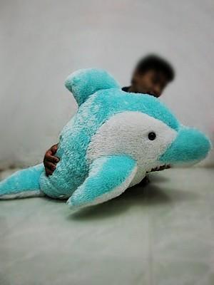 harga Boneka lumba lumba (dolphin) super jumbo Tokopedia.com