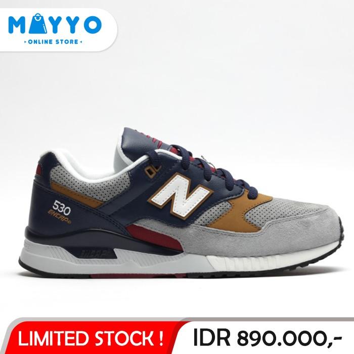 Jual Sepatu New Balance 530 - M530 RWB (Grey Stone) Original BNIB ... 01715a5175