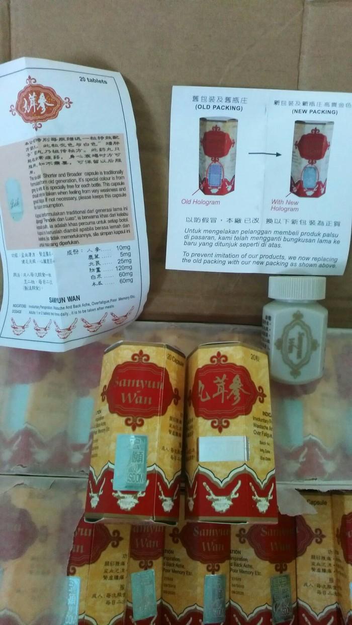 Samyuwan Samyunwan Sam Yun Wan Wisdom Penambah Nafsu Makan Daftar Samyun Obat Penggemuk