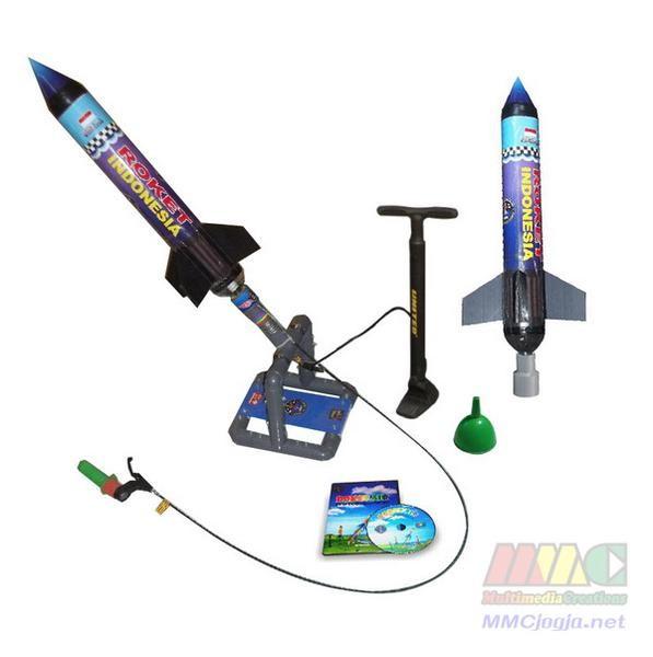 harga Peluncur roket air tabletop botol aqua Tokopedia.com