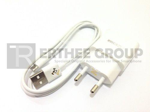 harga Charger meizu mx2 mx3 mx4 mx5 pro 5 mini 6 m1 m2 m3 note 2.1a original Tokopedia.com