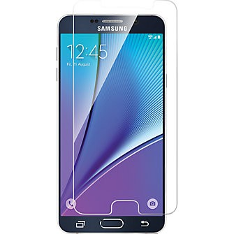TEMPERED GLASS SAMSUNG GALAXY NOTE 5 SCREEN GUARD PROTECTOR ANTI GORES .