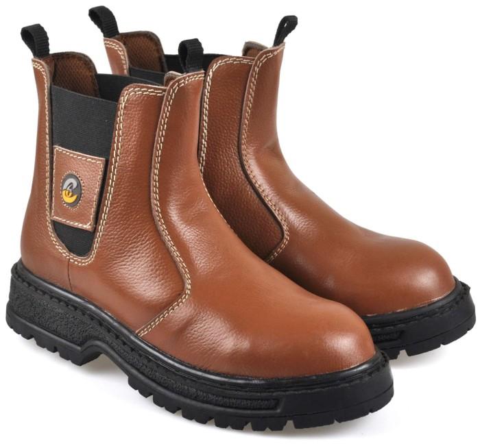 Sepatu Pria Branded / Sepatu Boots / Sepatu Safety Murah (BSC 702)