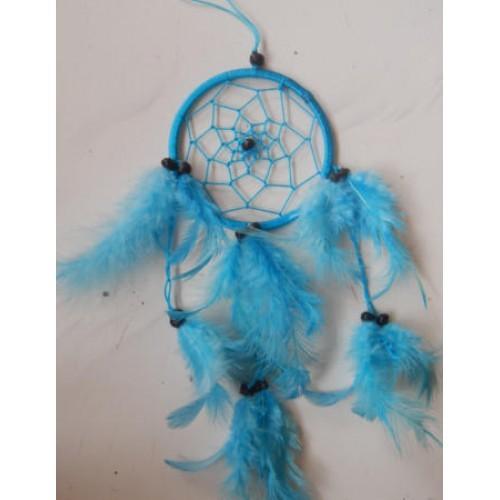 harga Dreamcatcher 9 cm warna biru cerah Tokopedia.com