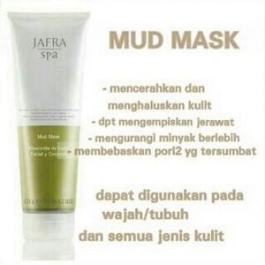 Katalog Mud Mask Jafra Hargano.com