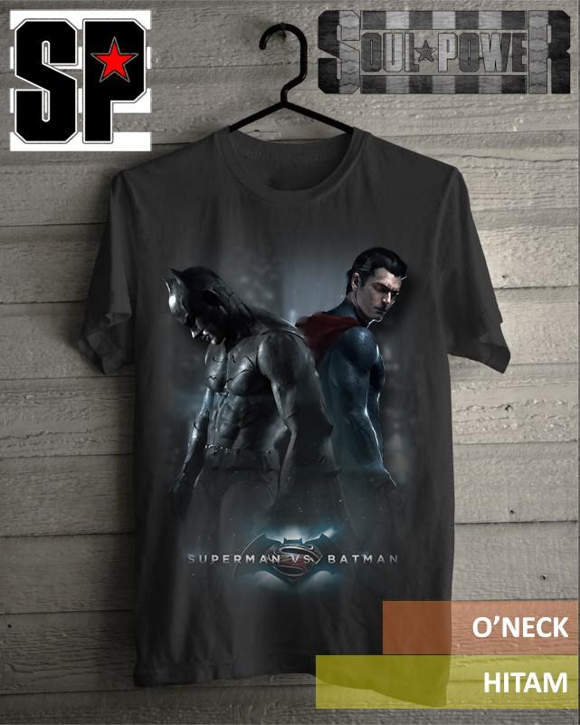 harga Kaos 3d soulpowerstyle batman vs superman Tokopedia.com