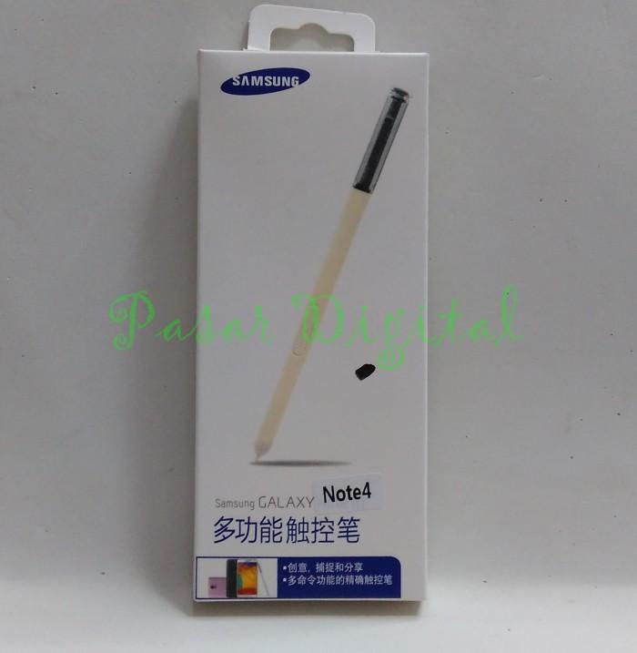 harga Stylus / s pen samsung galaxy note 4 original Tokopedia.com