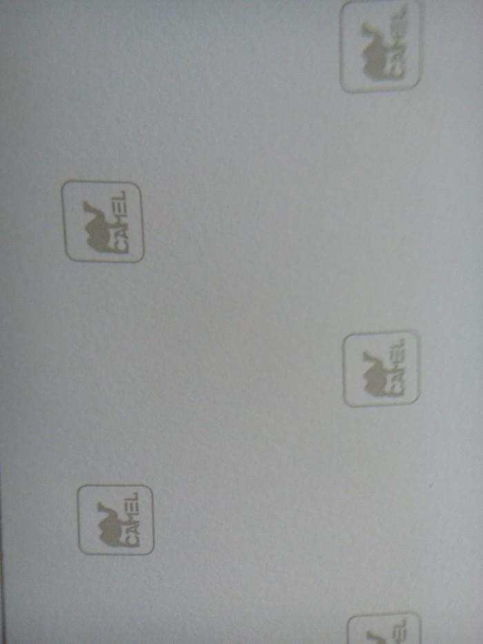 Jual Stiker Vinyl Putih Susu Ukuran A4 Merk Camel