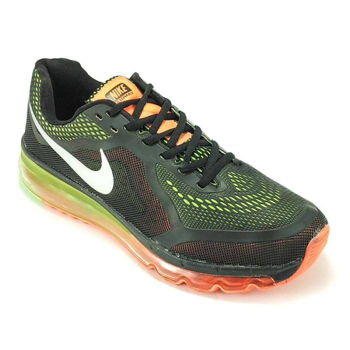 magasin en ligne bda8e 9cd8e Jual Sepatu Running Sport Nike Air Max Fitsole 3 Men Black orange - Kota  Bekasi - toko terlengkap | Tokopedia
