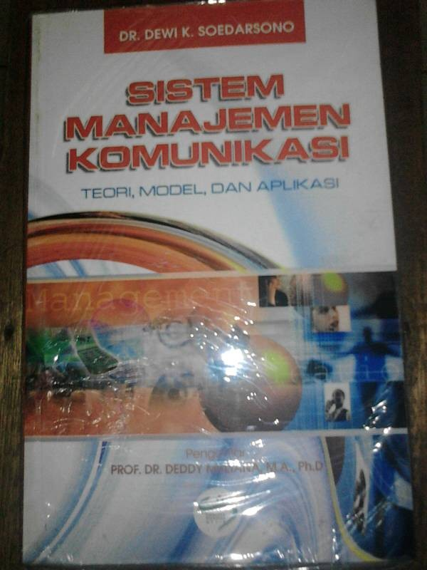 harga Sistem manajemen komunikasi-penerbit:simbiosa Tokopedia.com