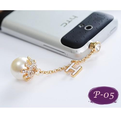 harga Aksesoris hp dust plug / pluggy pearl p-05 Tokopedia.com