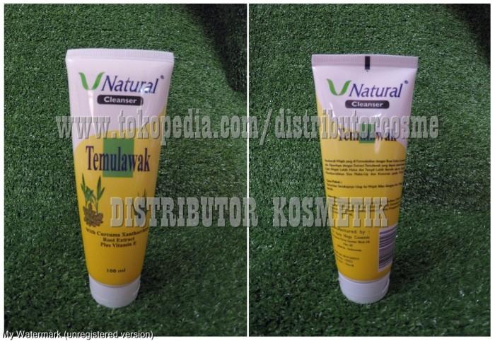 ... Cleanser Temulawak Cleanser V Natural POM NA 18141200711