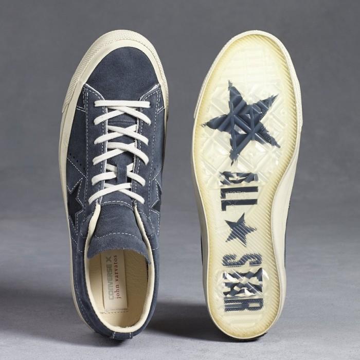 ab9fb00d0ddd ... wholesale original sepatu converse john varvatos onestar burnished  8c87f 897bd