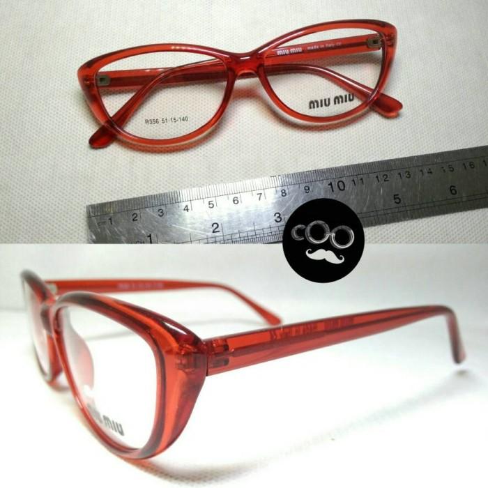 Jual Kacamata Miumiu 5115   frame kacamata   kacamata minus ... ad22f03c47