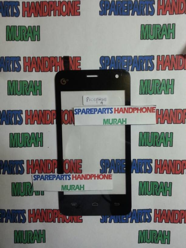 Touchscreen axioo picophone 4 gdf