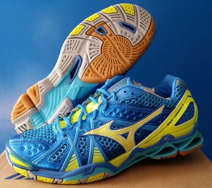 Jual Sepatu Voli Running Badminton Mizuno Wave Tornado 9 Original ... f907b2933b
