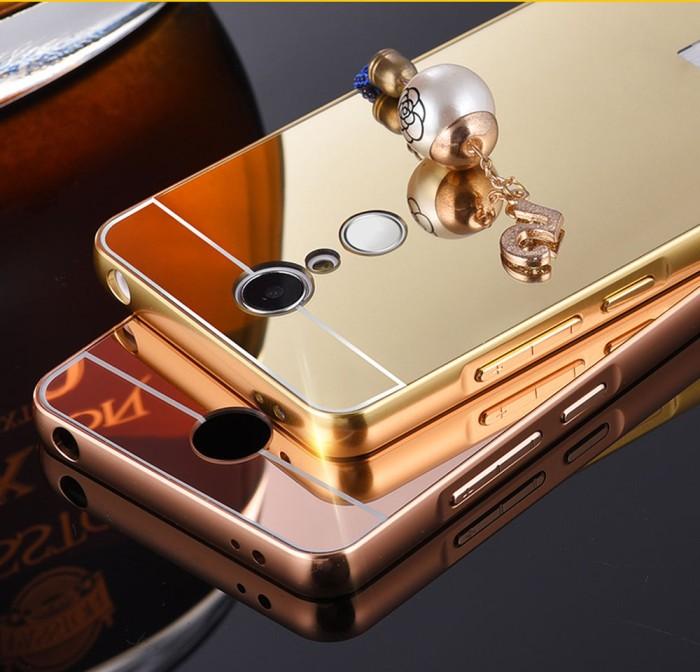 harga Xiaomi mi 4s | bumper plat mirror | backcase | hardcase | cover Tokopedia.com
