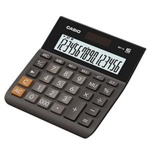 Foto Produk Kalkulator Calculator Casio MH-16 - Desktop 16 Digit dari Iyesh Online Store
