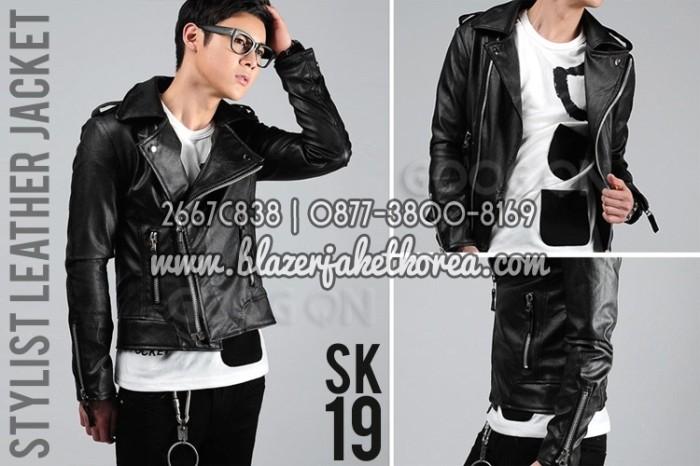 Jual Jaket Kulit Crows Denim SK-19 - 21 Jacket  814565b418
