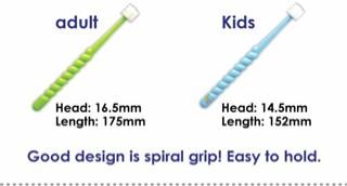 ... 360do Tooth Brush for Kids (Sikat Gigi Anak/Sikat Gigi Lucu) ...