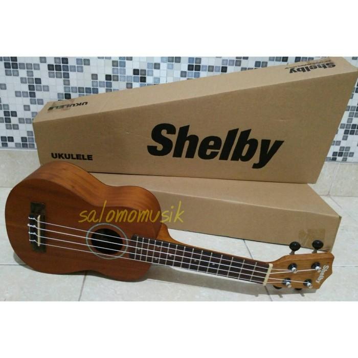 harga Ukulele concert shelby brown high grade + softcase Tokopedia.com