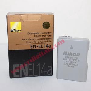 harga Battery baterai nikon en-el14a / en-el14 a Tokopedia.com