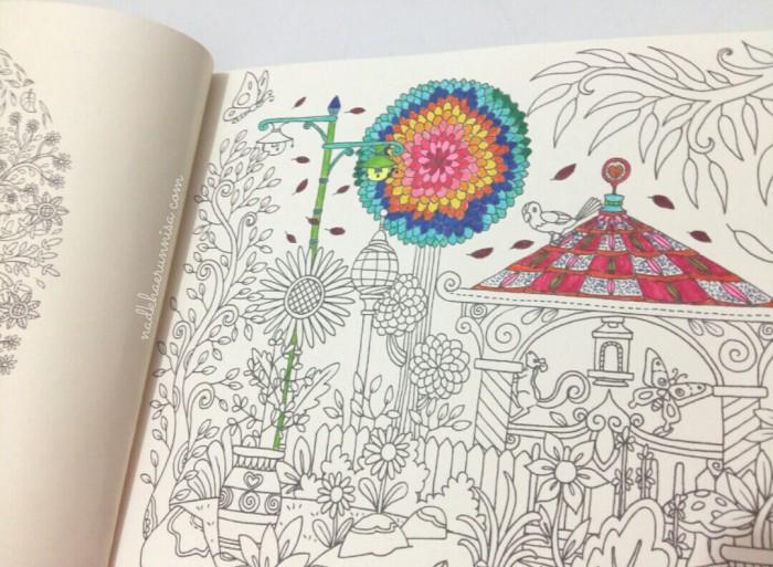 Jual Colouring Relaxation Connector Buku Mewarnai Faber Castell Gambar Castel