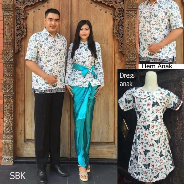 Jual Baju Batik Keluarga Sarimbit Keluarga Sbk Mama