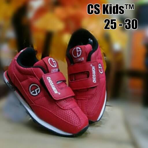 Sepatu Anak Sepatu Sekolah Chosamon Runner Kids