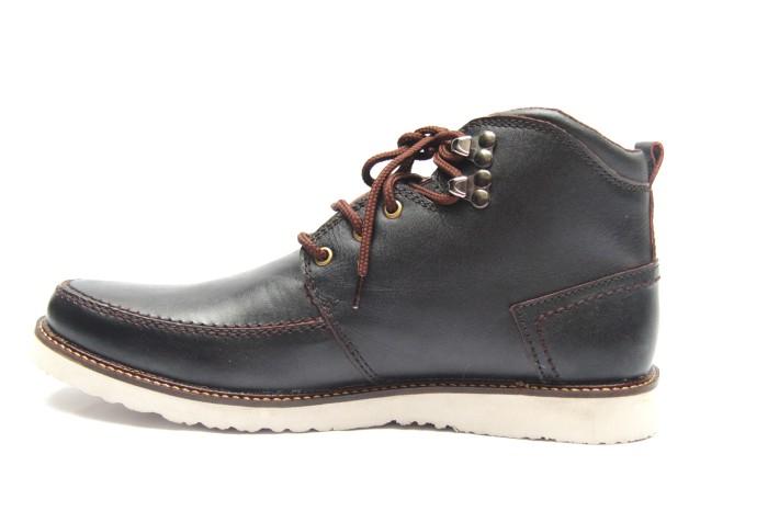 Jual Sepatu Boots Pria Keren Kulit Asli Bagus dan Berkualitas ... 892db26b4a