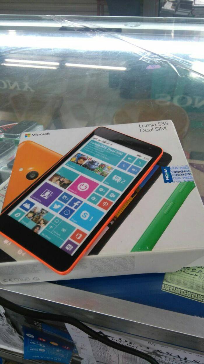 Jual Nokia Microsoft Lumia 535 Hp Selfie