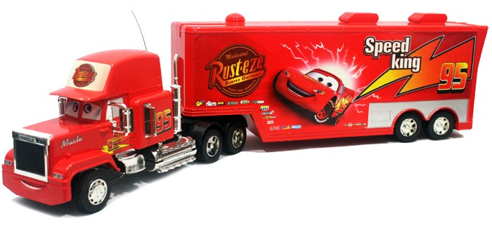 harga Mainan truk kontainer rc container the cars (mack) Tokopedia.com