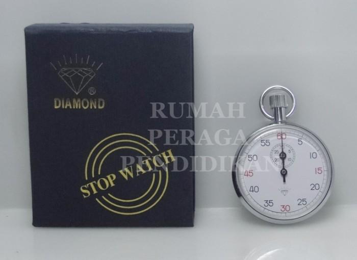 harga Stopwatch diamond 505 (analog) Tokopedia.com