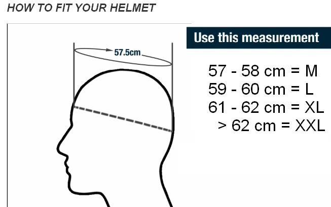 Helm INK CL-1 Hexagon Full Visor Fullface CL1 Black White Red Carbon 3