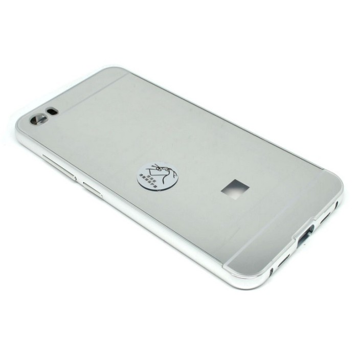 Aluminium Tempered Glass Hard Case for Xiaomi Mi5 - Back Case