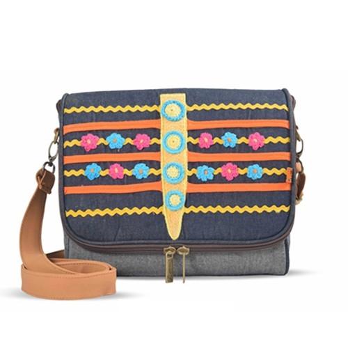 harga Maslani medbag mudagaya - tas selempang wanita etnik handmade cantik  Tokopedia.com 2864b60fa2