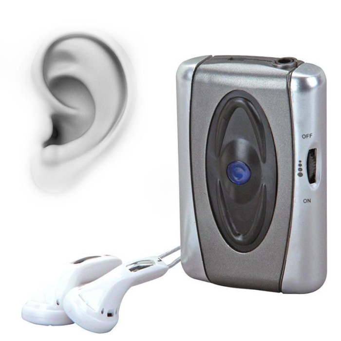 ... tuli volume dapat disesuaikan. Source · Alat bantu dengar pendengaran telinga pengeras suara + headset…