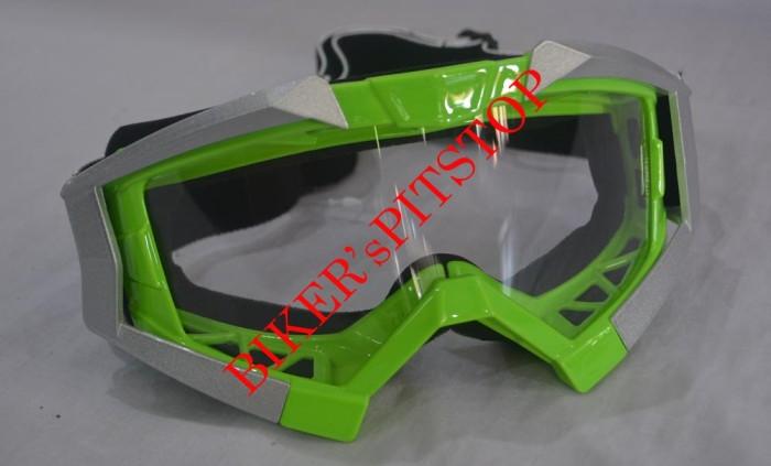 harga Goggle / kacamata motocross vega mvg hijau Tokopedia.com