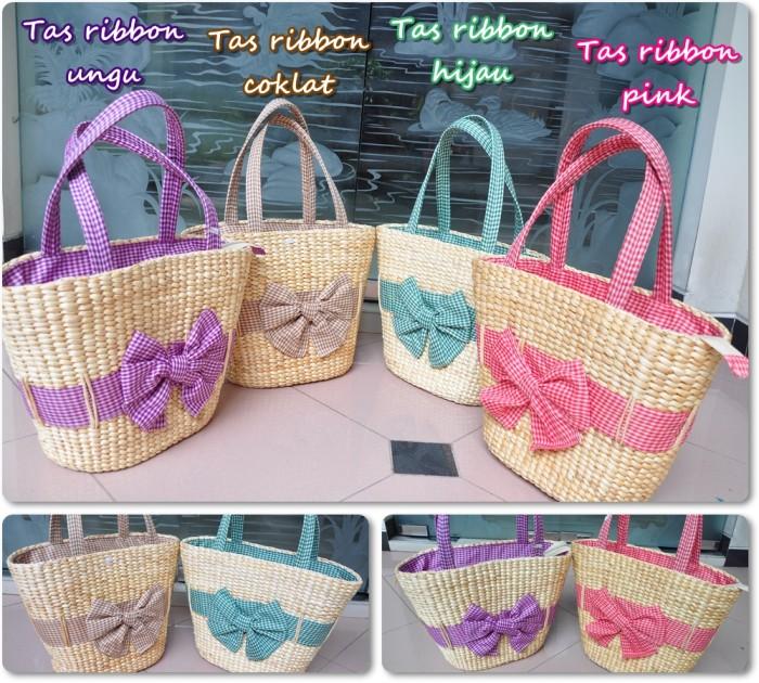 harga Kerajinan tas rotan ribbon khas tasikmalaya Tokopedia.com