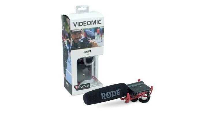 harga Rode video mic rycote microphone on camera Tokopedia.com