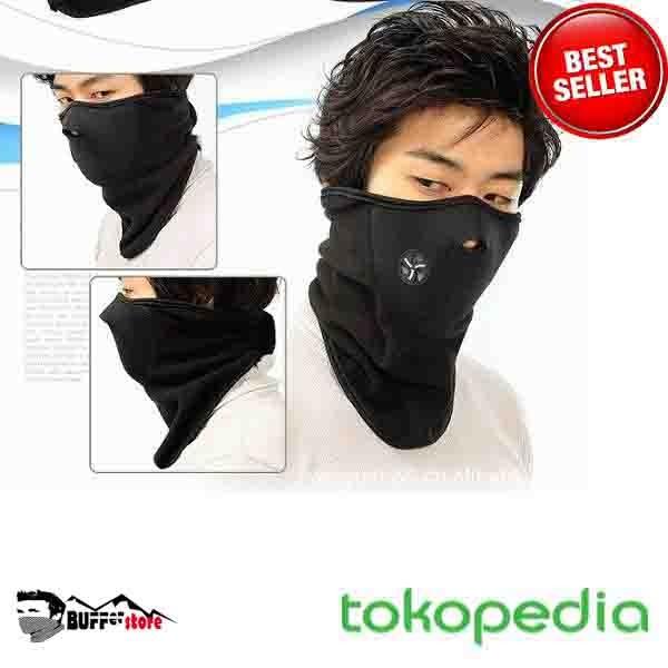 harga Masker motor dengan air ventilation system untuk pengendara Tokopedia.com